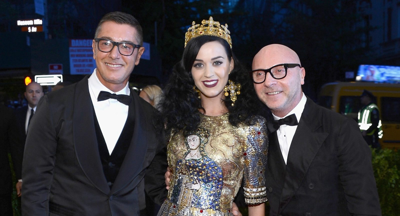 Stop Calling Me Gay Says Fashion Designer Stefano Gabbana