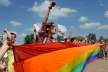 Russia lgbt rights getty