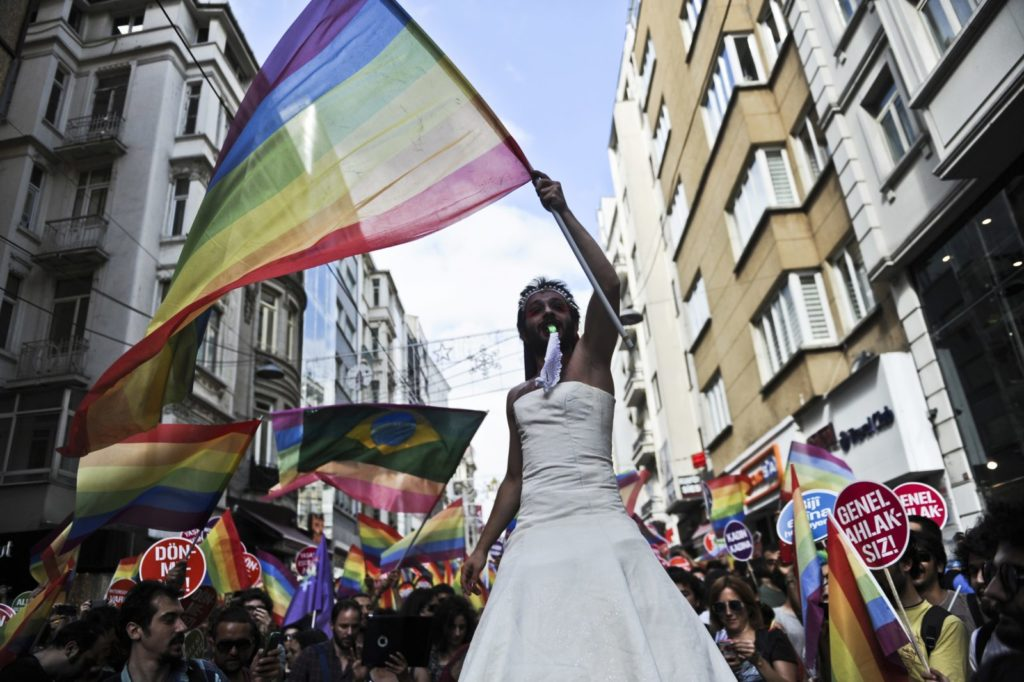 Turkey: LGBT+ acceptance growing year-on-year in Muslim country
