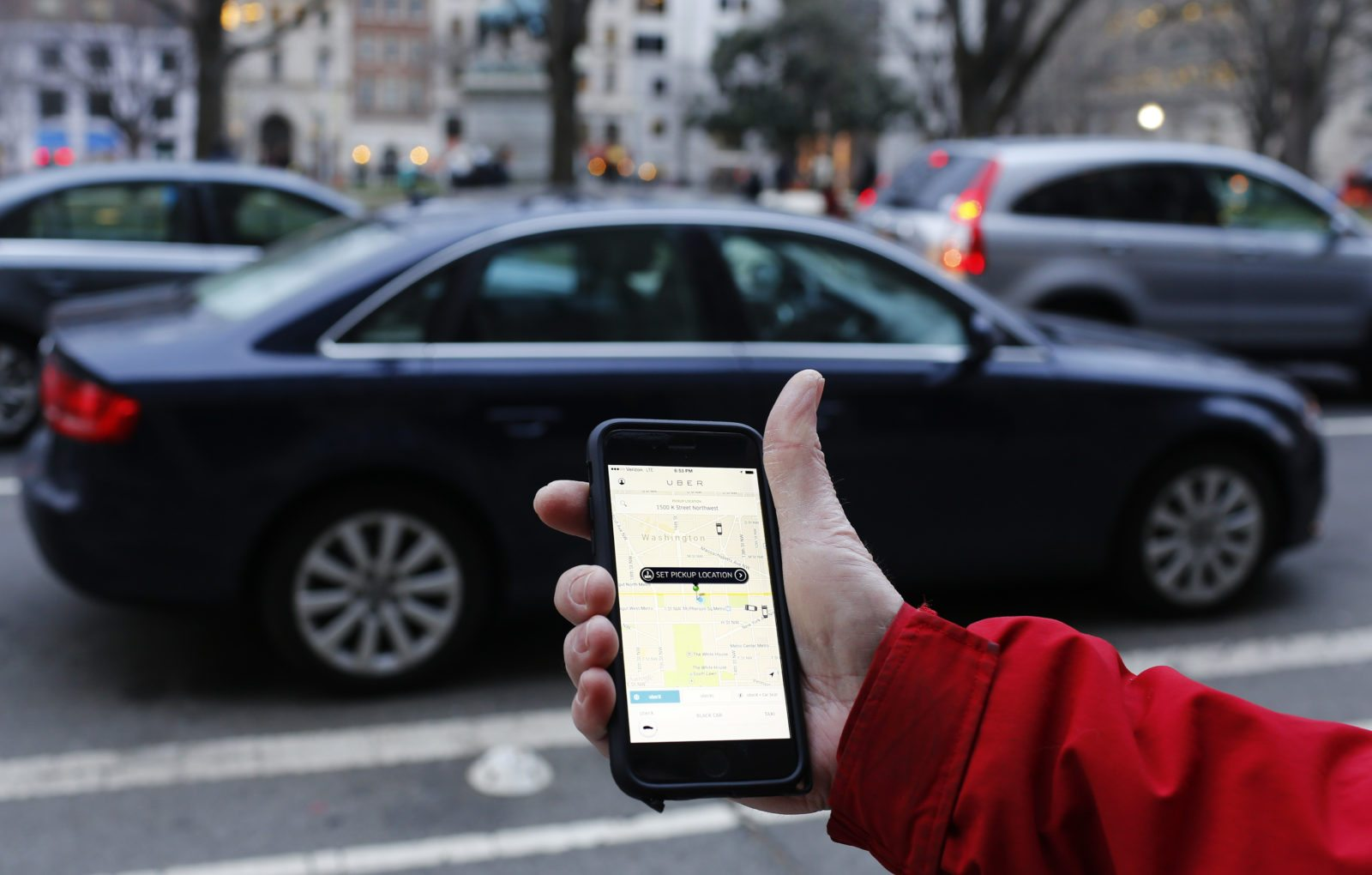 Uber driver reports gay dads for child trafficking. Yes, really