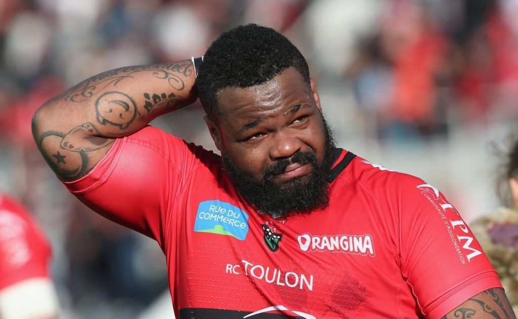 Mathieu Bastareaud (Photo by David Rogers/Getty Images)
