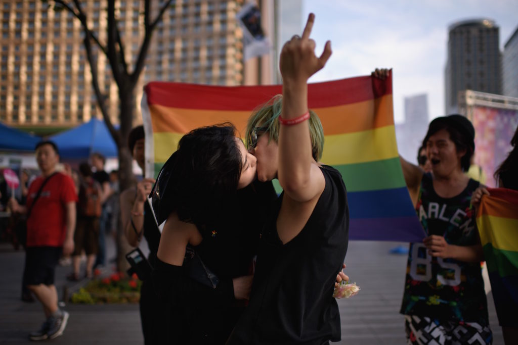 Absence of non-discrimination laws in South Korea taking toll on LGBT+ youth.