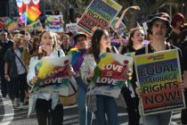 Australia same-sex marriage getty