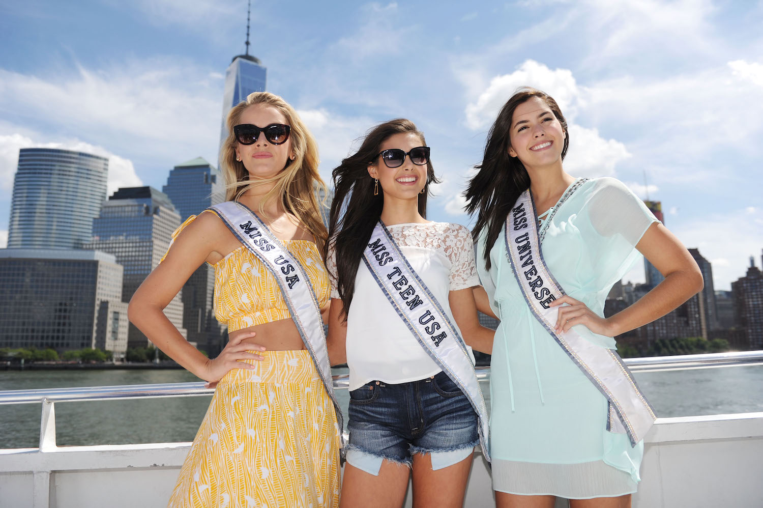 Miss Teen USA Drops the Swimsuit Competition, Because 2016