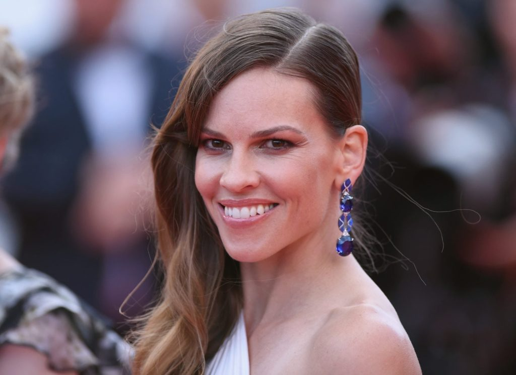 Hilary Swank says trans actor would've been better for Boys Don't Cry
