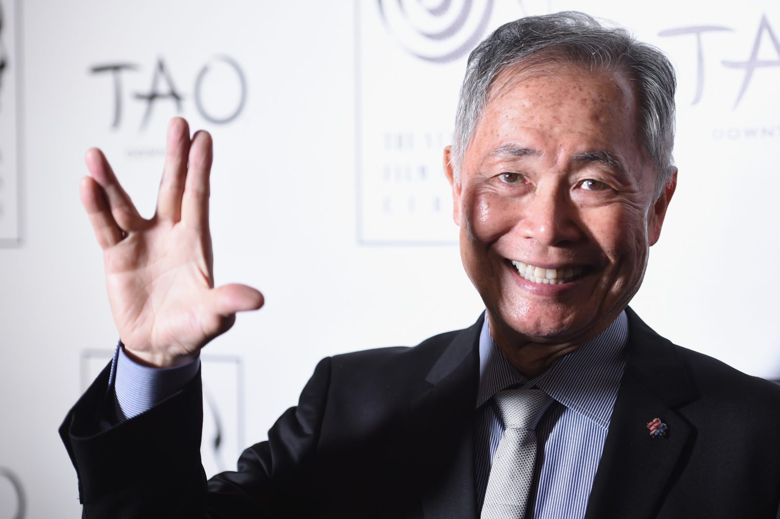 NEW YORK, NY - JANUARY 04: Actor George Takei attends 2015 New York Film Critics Circle Awards at TAO Downtown on January 4, 2016 in New York City. (Photo by Dimitrios Kambouris/Getty Images)