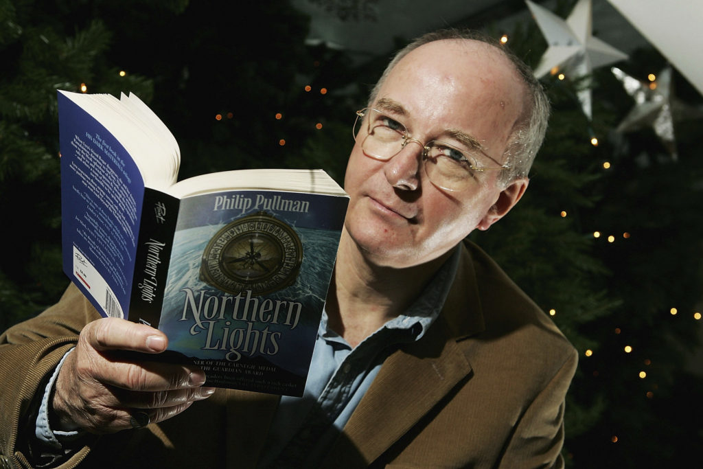 His Dark Materials author Philip Pullman makes clear he is 'anti-transphobia'