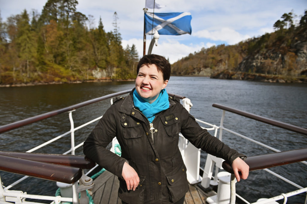 Ruth Davidson Resignation: Scottish Conservative Leader Quits After 8 Years