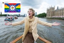 Kate Hoey and the offensive tweet she liked