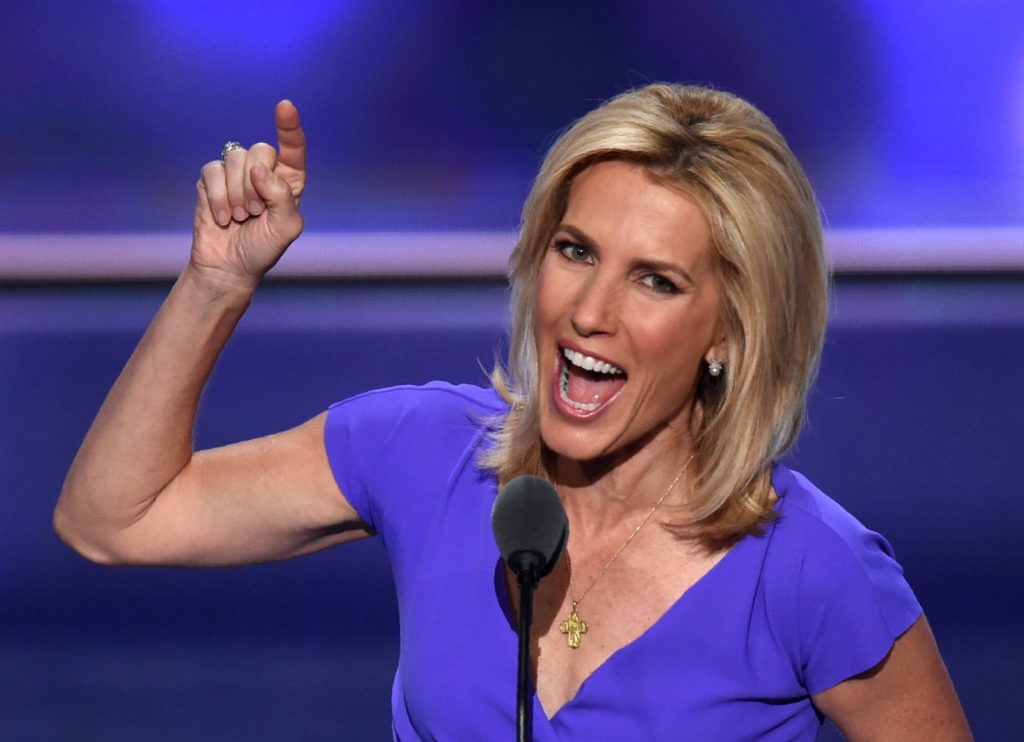 Fox News' Laura Ingraham started her career by outing gay