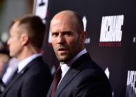 "HOLLYWOOD, CA - AUGUST 22: Actor Jason Statham attends the premiere of Summit Entertainment's ""Mechanic: Resurrection"" at ArcLight Hollywood on August 22, 2016 in Hollywood, California. (Photo by Frazer Harrison/Getty Images)"
