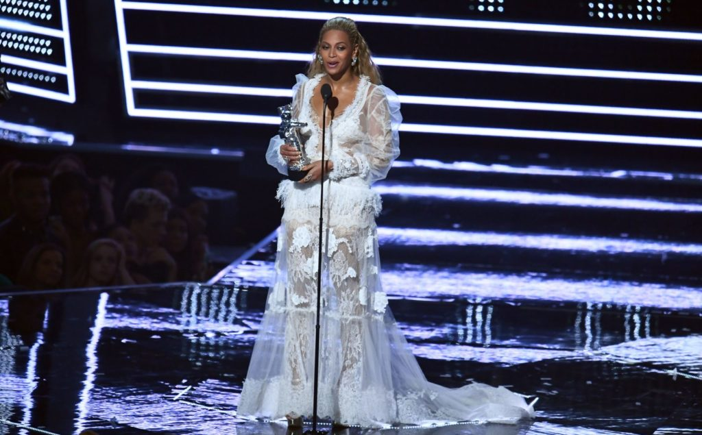 Beyonce getty mtv vma 2016