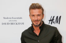 David Beckham is no stranger to a collab (Getty)