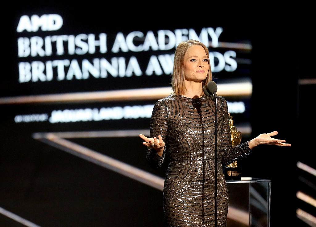 jodie foster (getty)