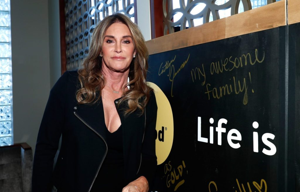 Caitlyn Jenner's home burned down in California wildfire