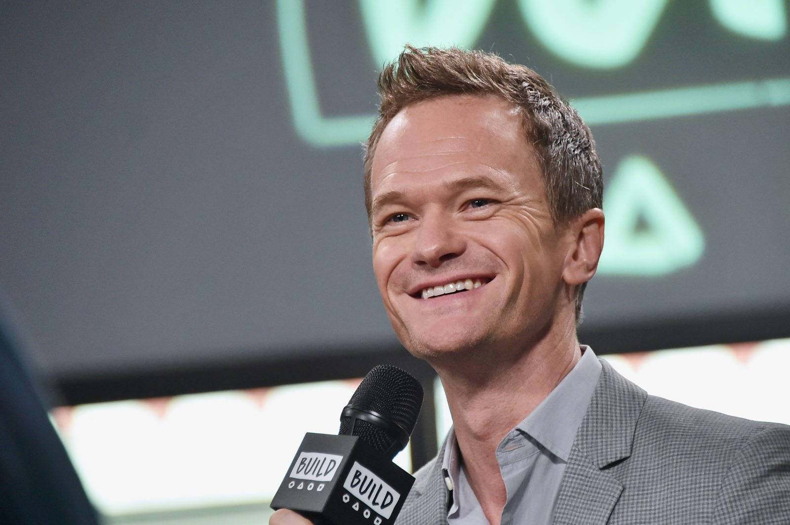 NEW YORK, NY - JANUARY 13: Actor Neil Patrick Harris attends the Build series to discuss the Netflix drama 'Lemony Snicket's a Series Of Unfortunate Events' at Build Studio on January 13, 2017 in New York City. (Photo by Mike Coppola/Getty Images)
