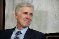 Conservative Supreme Court justice Neil Gorsuch sided with the liberals in the ruling