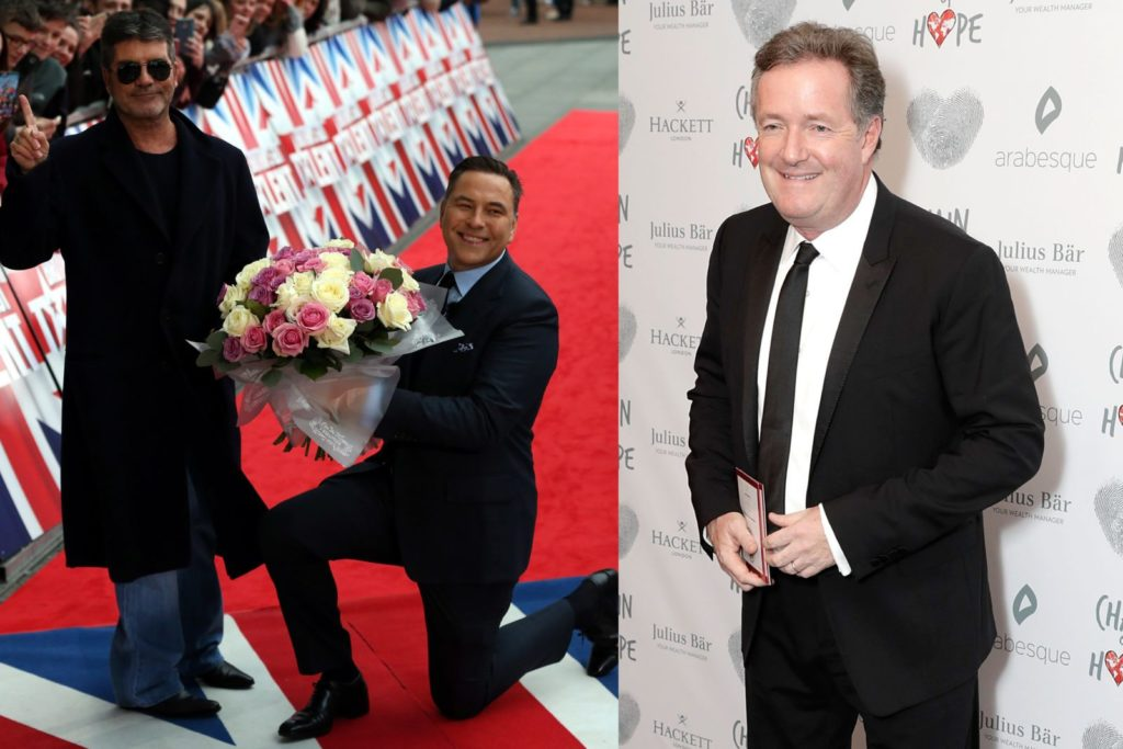 Piers Morgan says he would return to Britain's Got Talent to