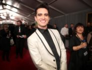 LOS ANGELES, CA - FEBRUARY 12: Singer-songwriter Brendon Urie attends The 59th GRAMMY Awards at STAPLES Center on February 12, 2017 in Los Angeles, California. (Photo by Christopher Polk/Getty Images for NARAS)