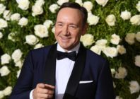 Host Kevin Spacey attends the 2017 Tony Awards - Red Carpet at Radio City Music Hall on June 11, 2017 in New York City. / AFP PHOTO / ANGELA WEISS (Photo credit should read ANGELA WEISS/AFP/Getty Images)