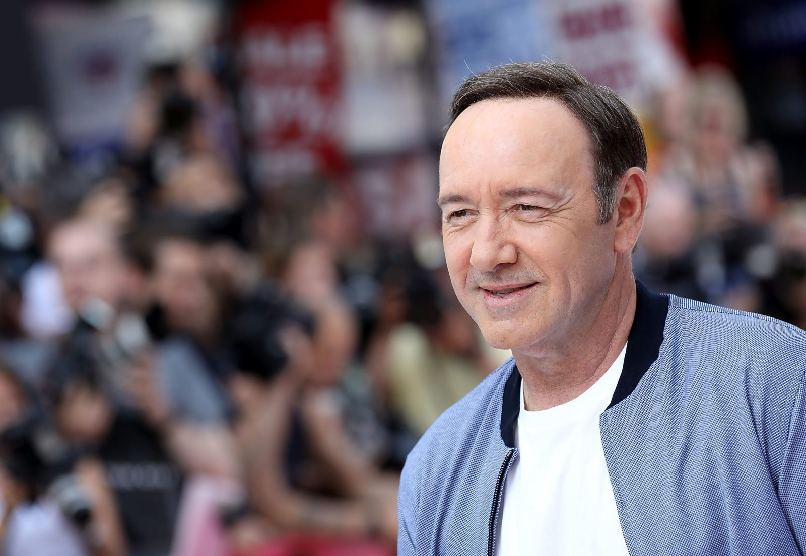 """LONDON, ENGLAND - JUNE 21: Kevin Spacey attends the European Premiere of Sony Pictures """"Baby Driver"""" on June 21, 2017 in London, England. (Photo by Tim P. Whitby/Getty Images for Sony Pictures )"""