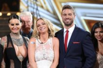 Sarah Harding wins Celebrity Big Brother 2017