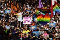 March for same-sex marriage in Sydney