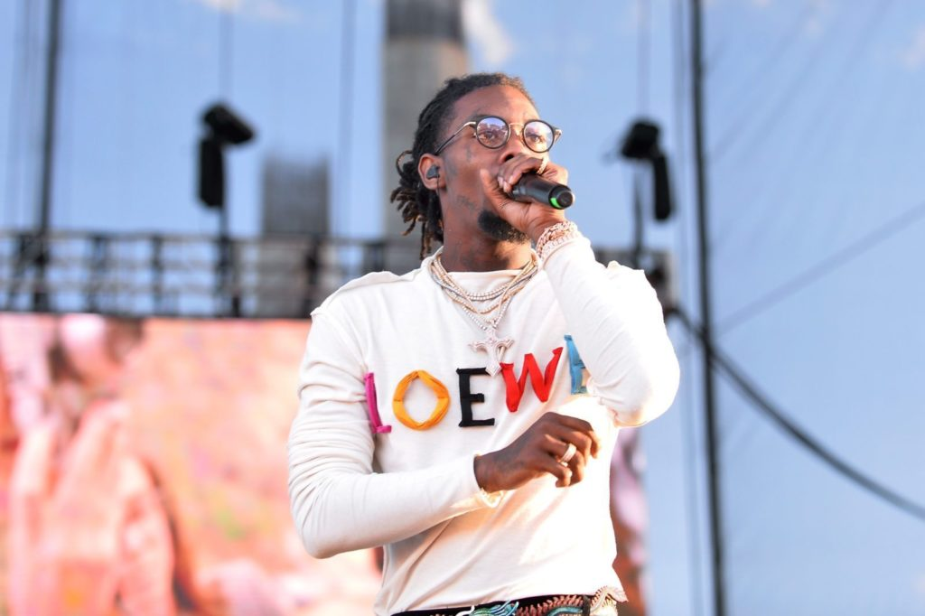 Offset issues half-hearted apology over homophobic lyric