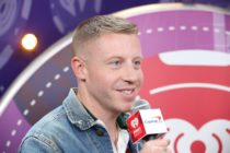 LAS VEGAS, NV - SEPTEMBER 23: Macklemore attends the 2017 iHeartRadio Music Festival at T-Mobile Arena on September 23, 2017 in Las Vegas, Nevada. (Photo by Gabe Ginsberg/Getty Images for iHeartMedia)