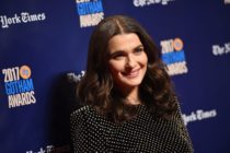 Rachel Weisz attends IFP's 27th Annual Gotham Independent Film Awards on November 27, 2017 in New York City. (Dimitrios Kambouris/Getty Images for IFP)