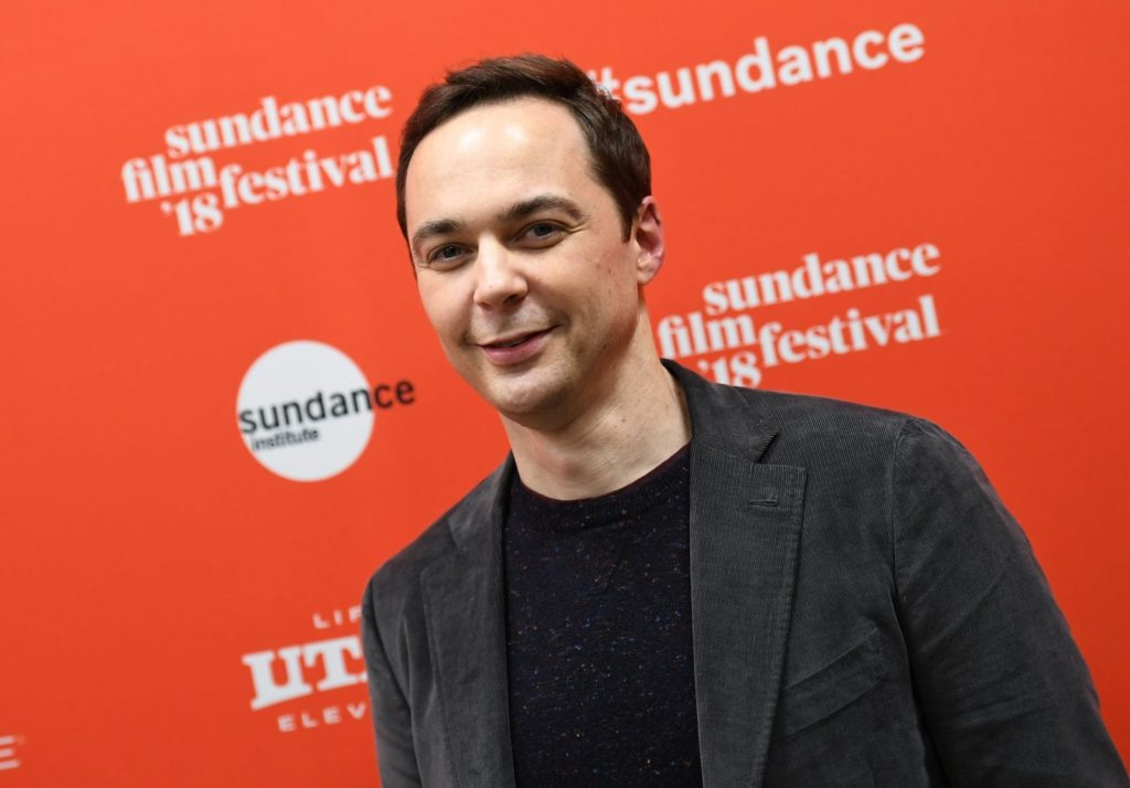 Actor Jim Parsons attends the 'A Kid Like Jake' Premiere during the 2018 Sundance Film Festival at Eccles Center Theatre on January 23, 2018 in Park City, Utah. / AFP PHOTO / ANGELA WEISS (Photo credit should read ANGELA WEISS/AFP/Getty Images)