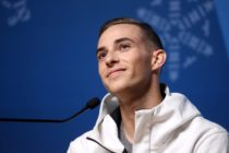 United States Figure Skater Adam Rippon (Getty)