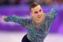 Russian figure skating champion Alexei Yagudin wants Adam Rippon to die