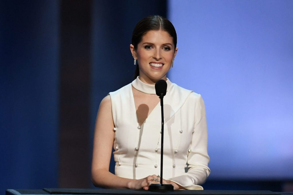 Anna Kendrick opens up about kissing Blake Lively and her