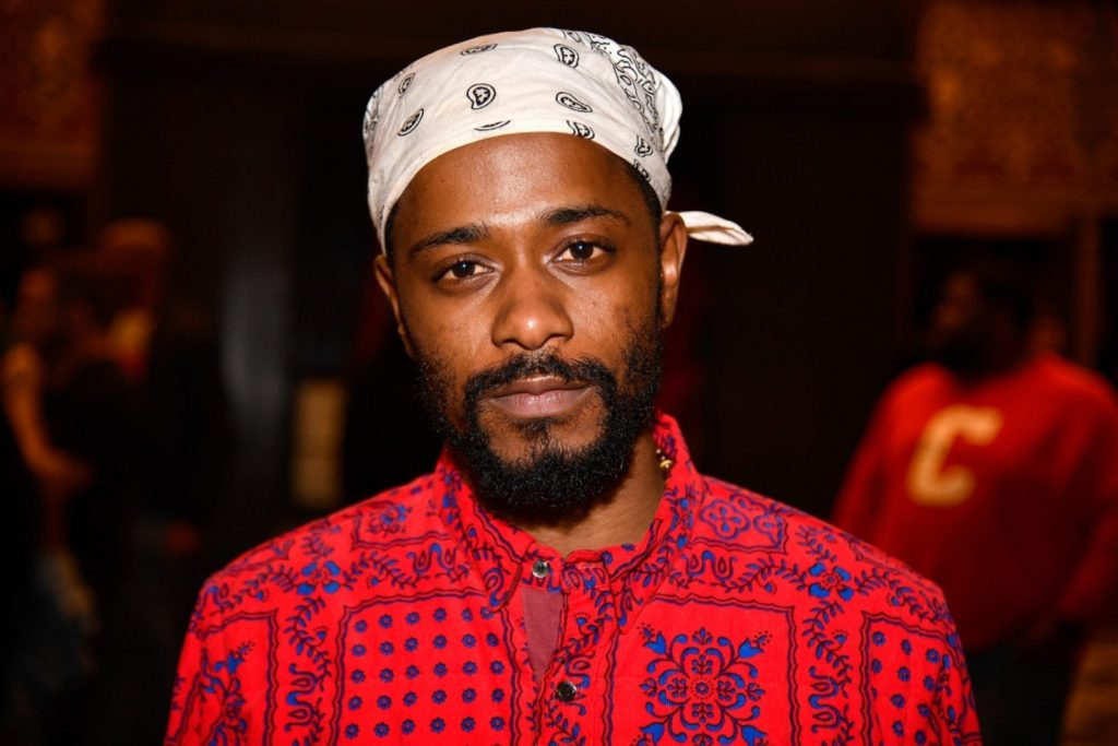 LOS ANGELES, CA - JUNE 14: Lakeith Stanfield attends the Sundance Institute at Sundown Summer Benefit at the Ace Hotel on June 14, 2018 in Los Angeles, California. (Photo by Frazer Harrison/Getty Images for Sundance Institute)