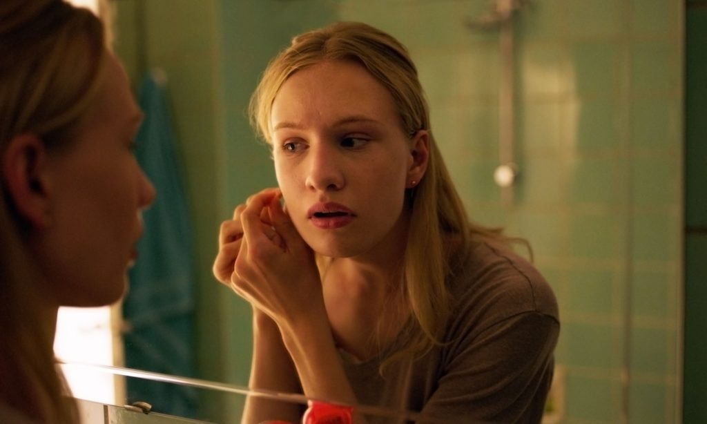 """A scene from Netflix's """"Girl"""" directed by Bewlgian filmmaker Lukas Dhont, who has rejected the label of """"cis director"""" as """"offensive."""""""