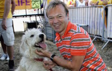 Graham Norton dog