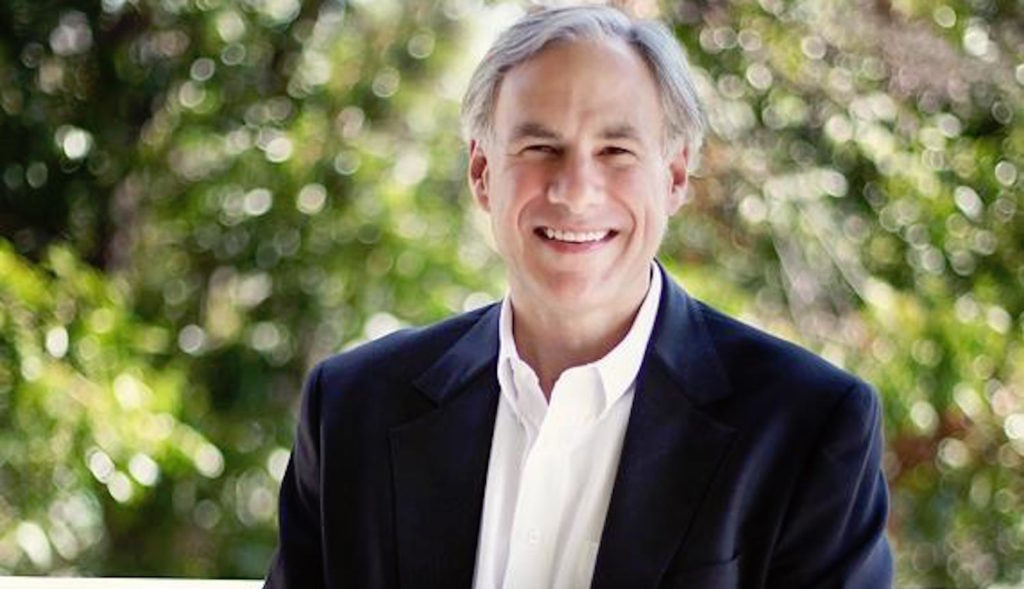 Governor Greg Abbott