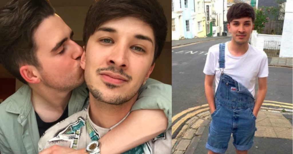 Martyn Hett and Russell Hayward