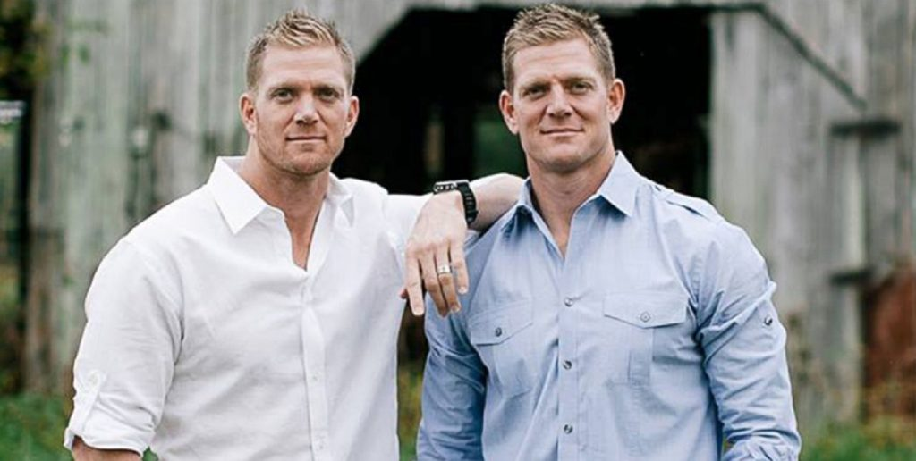 David Benham and his brother Jason Benham were dropped as TV hosts in 2014 over their anti-gay beliefs
