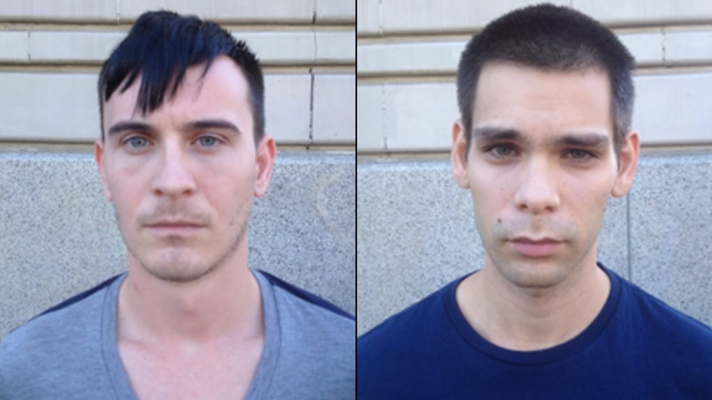 Two men jailed for 30 years for trafficking gay sex-slaves