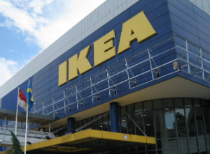 An Ikea branch
