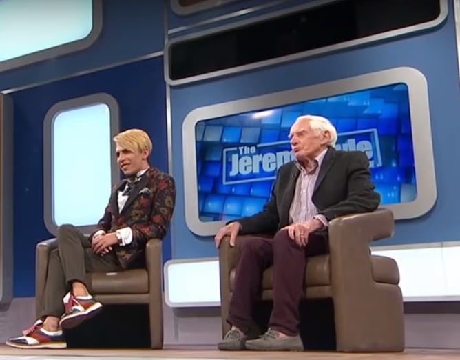 Florin Marin and Philip Clements on the Jeremy Kyle Show