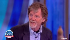 Jack Phillips, who is suing after he refused to serve a trans customer