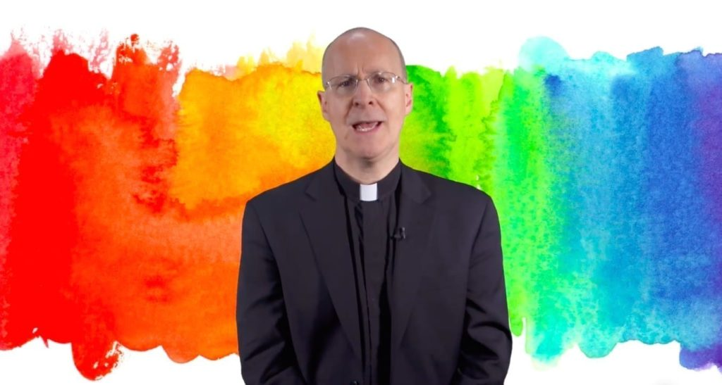 Pro-gay priest for 'Vatican proposed' LGBT family event