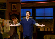 Jason Mraz, star of Broadway musical Waitress, spoke about being bisexual