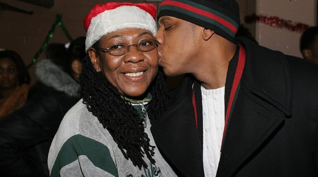 Image result for JAY Z Mother is gay