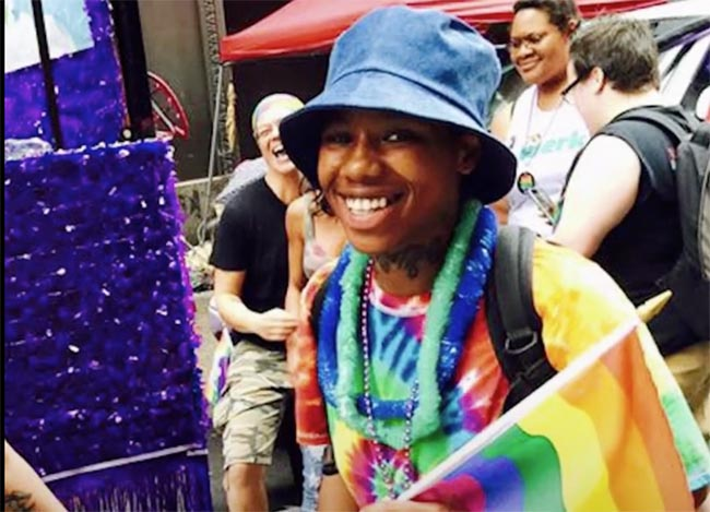 Dance Jelanii Kabita was abandoned by family who did not understand his trans identity
