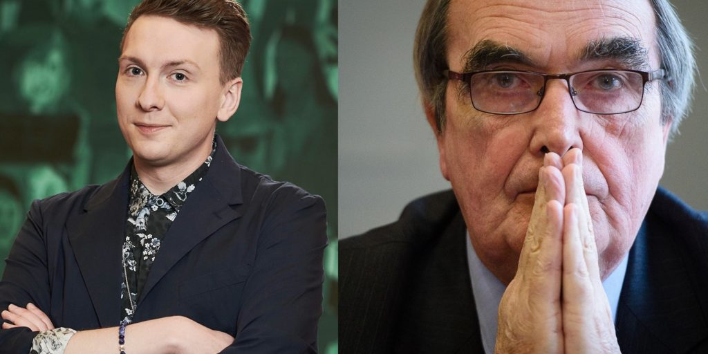 Joe Lycett called out Labour MP Roger Godsiff