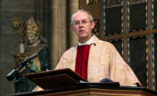 Archbishop of Canterbury delivers his Christmas sermon (Getty Images)